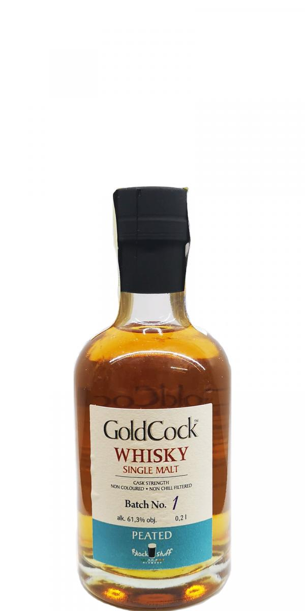 Gold Cock Peated