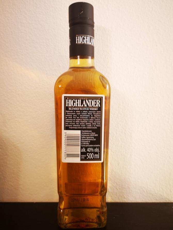 Highlander 03-year-old