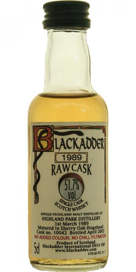 Highland Park 1989 BA