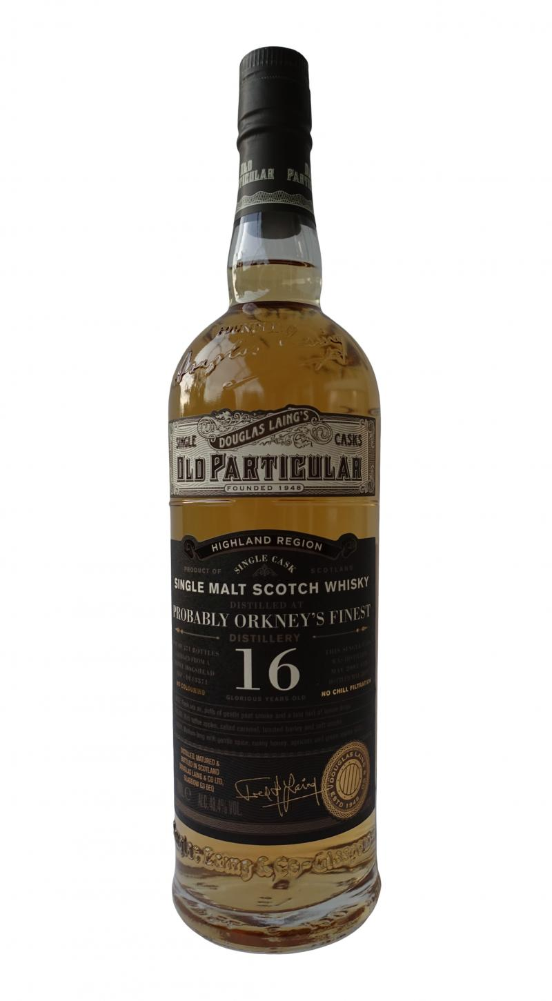 Probably Orkney's Finest 2003 DL