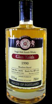 Glen Keith 1990 MoS