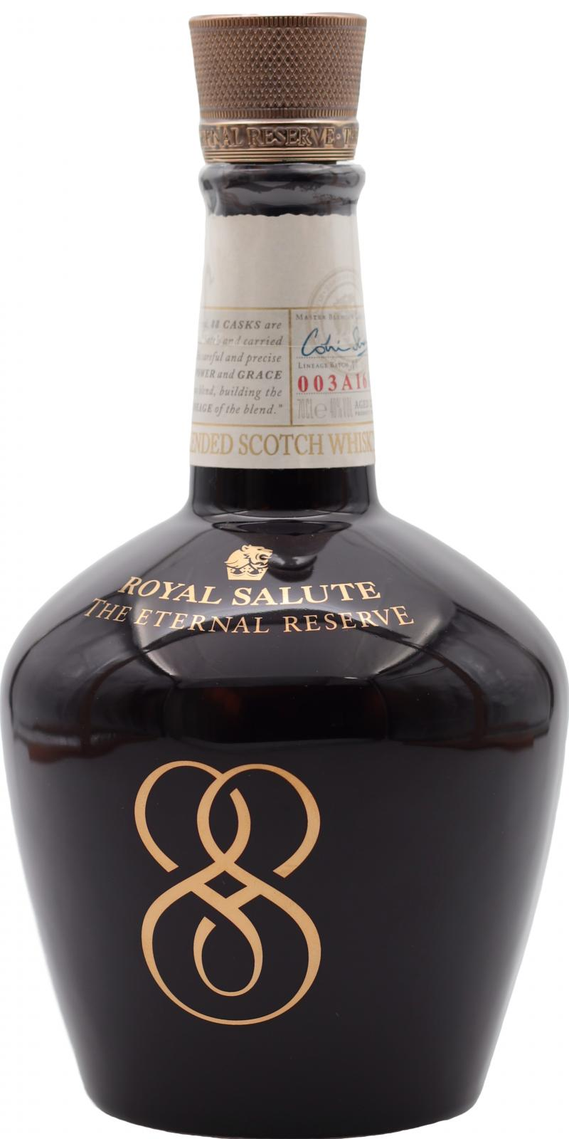 Royal Salute 21-year-old