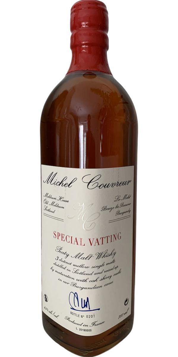 Michel Couvreur Special Vatting Peaty Malt Whisky MCo
