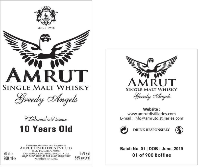 Amrut 10-year-old