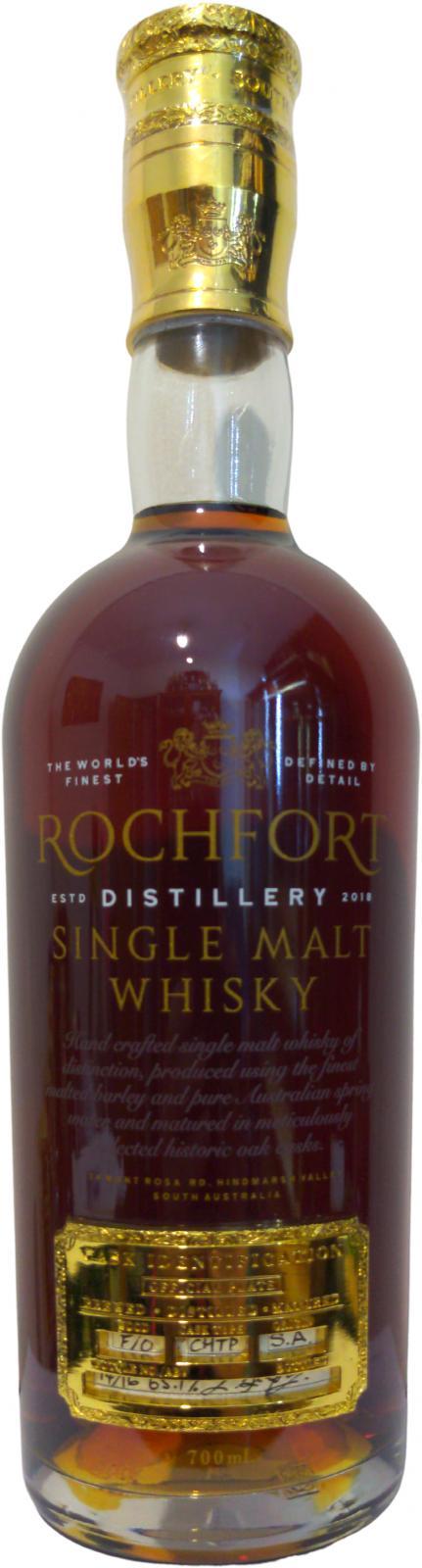 Rochfort Single Malt Whisky