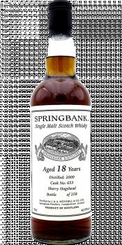 Springbank 2000