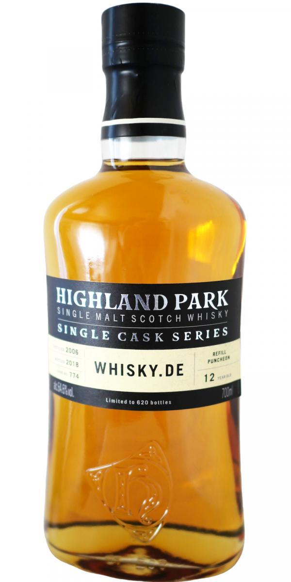 Highland Park 2006