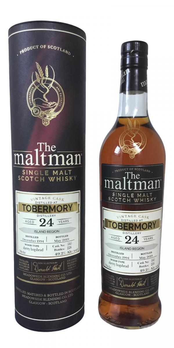 Tobermory 1994 MBl