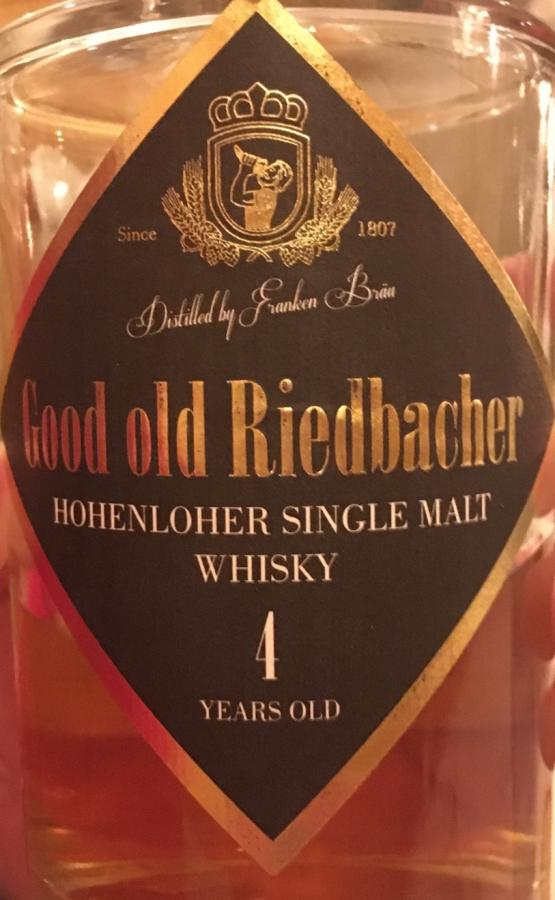 Good Old Riedbacher 04-year-old