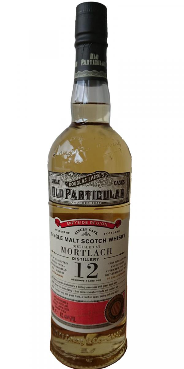 Mortlach 2006 DL