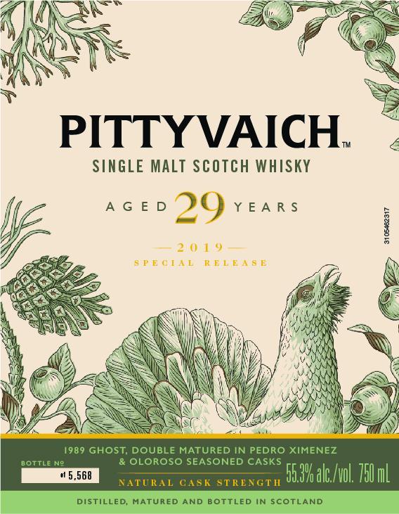 Pittyvaich 29-year-old