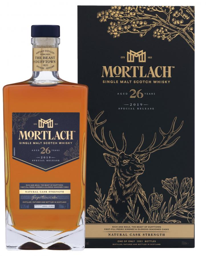 Mortlach 26-year-old