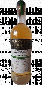 Single Malt Irish Whiskey 10-year-old BR