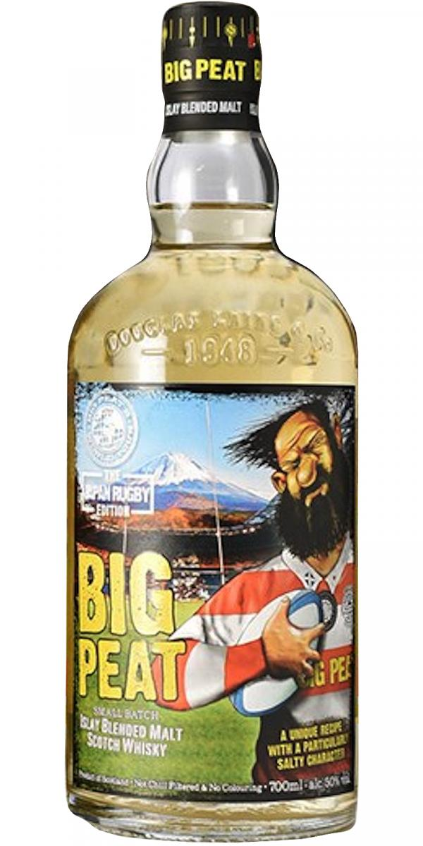 Big Peat The Japan Rugby Edition DL