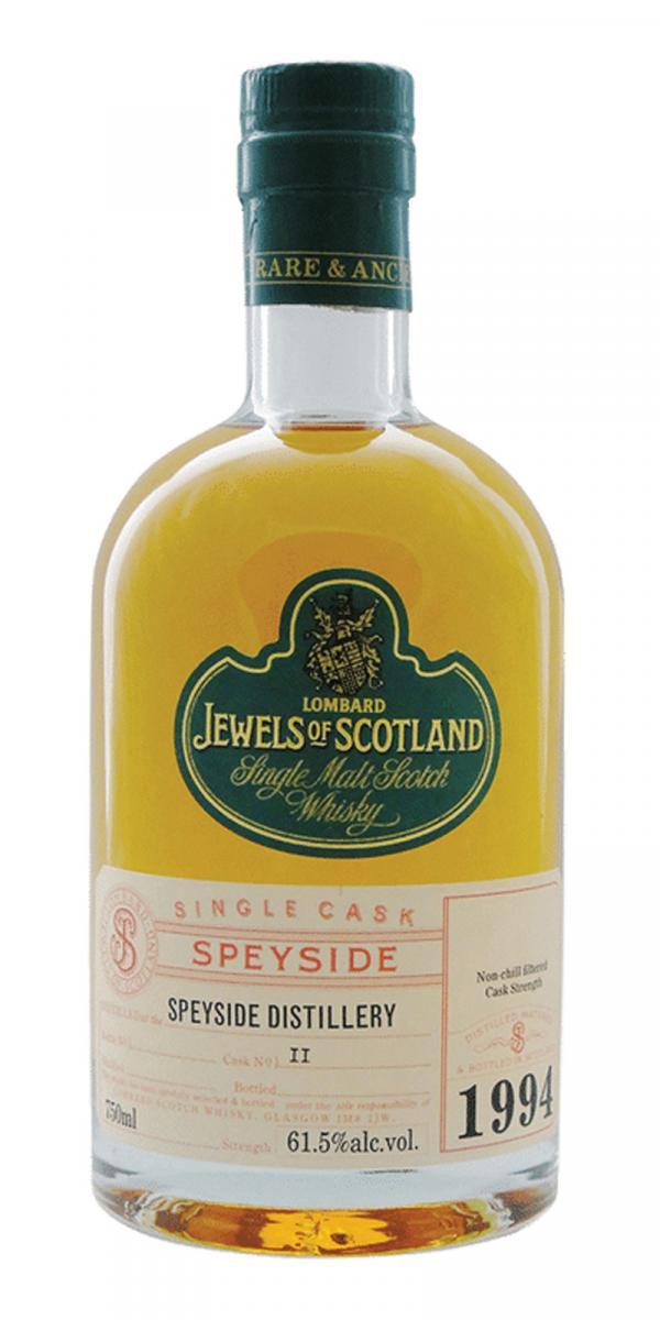 Speyside Distillery 1994 Lb