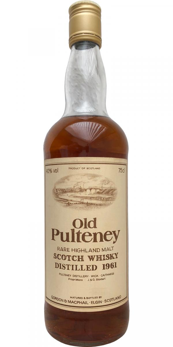 Old Pulteney 1961 GM