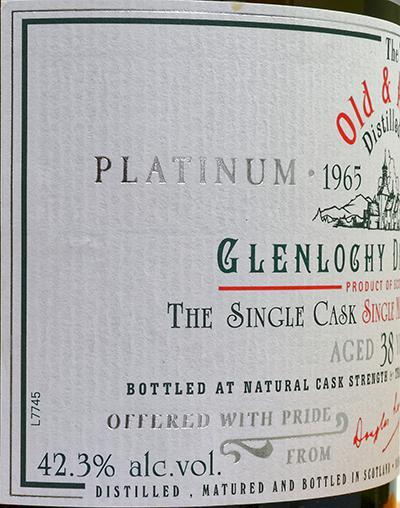 Glenlochy 1965 DL