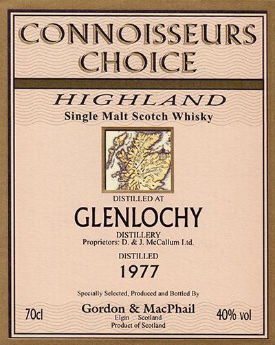 Glenlochy 1977 GM