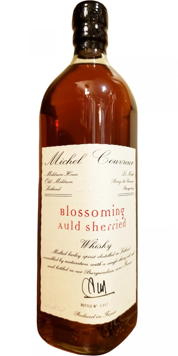 Michel Couvreur Blossoming Auld Sherried