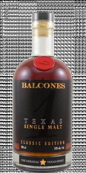 Balcones Texas Single Malt Whisky '1'