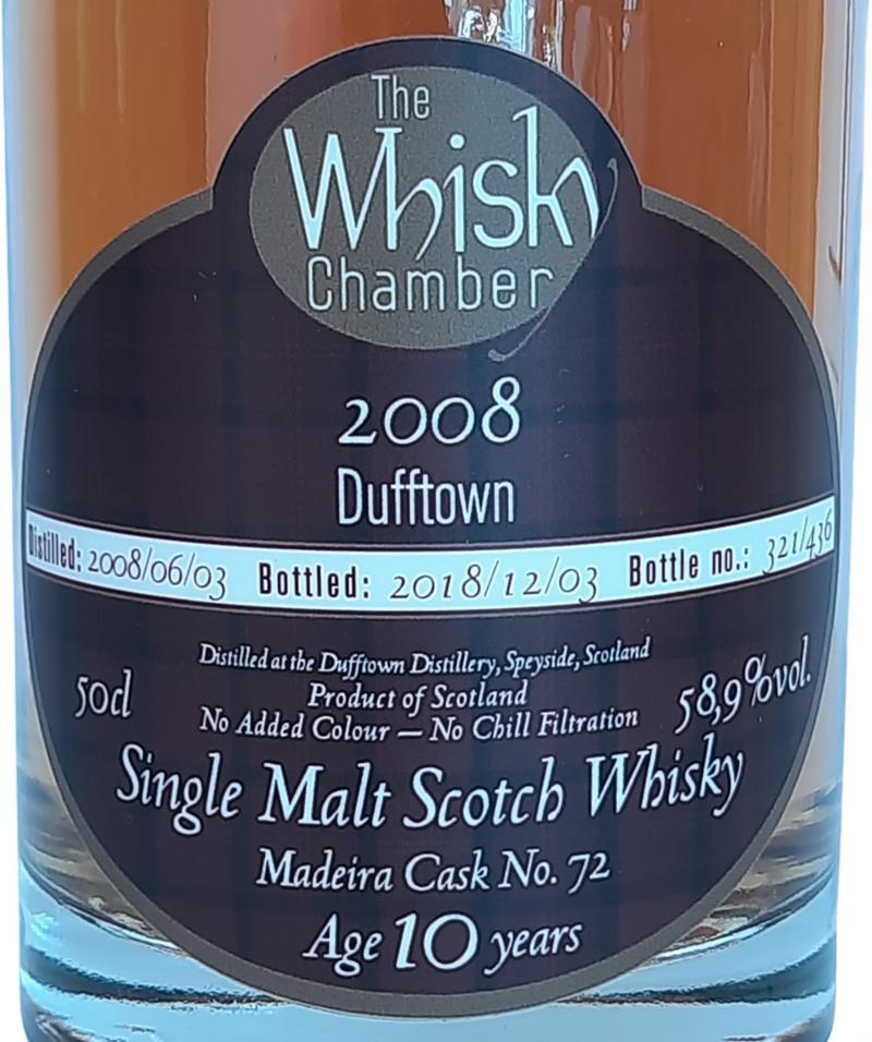 Dufftown 2008 WCh
