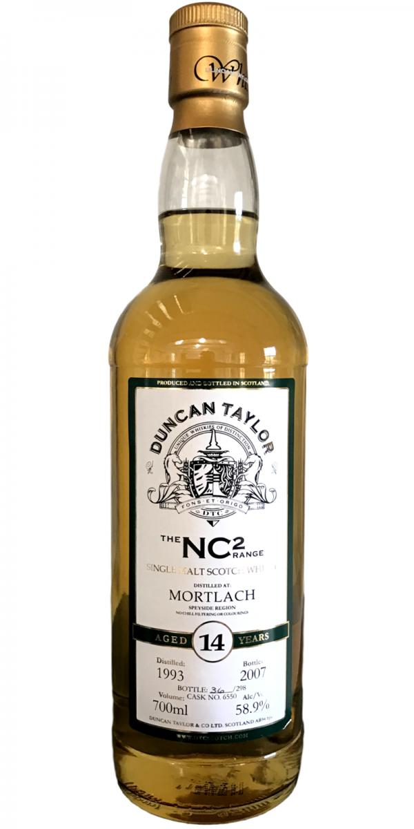 Mortlach 1993 DT