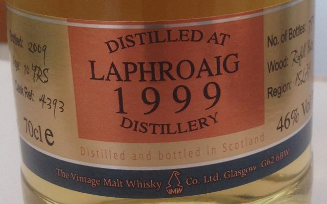 Laphroaig 1999 CC