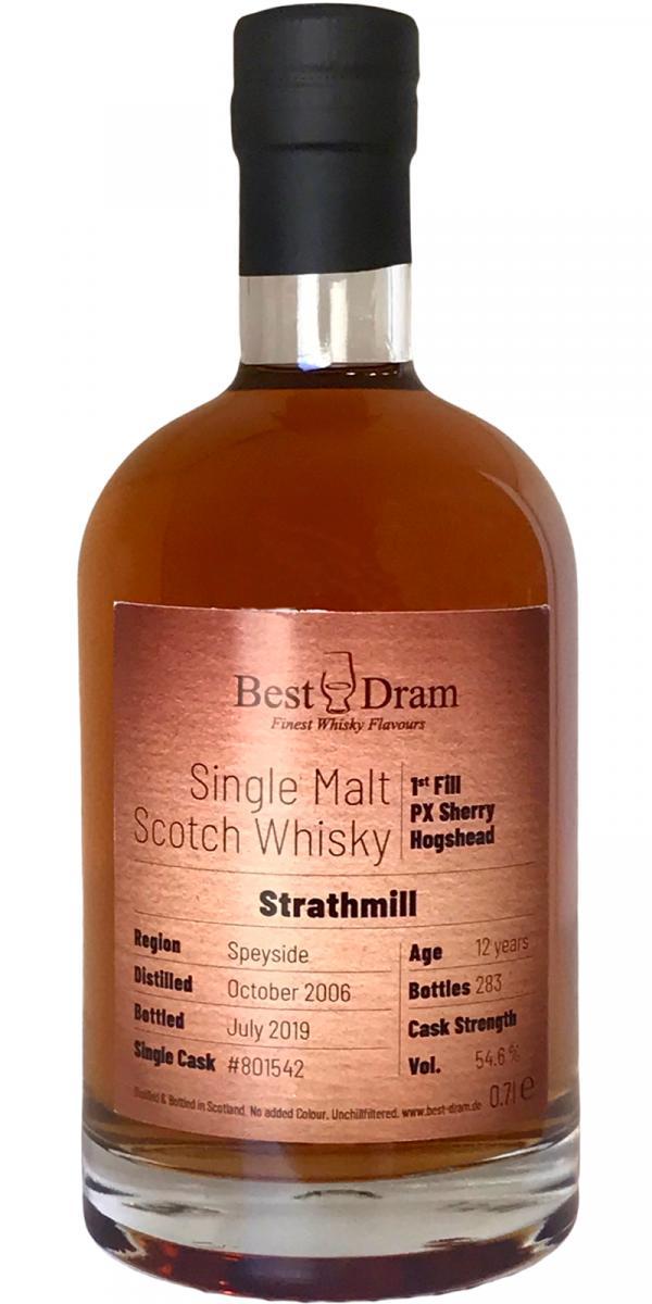 Strathmill 2006 BD