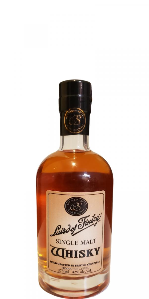 Laird of Fintry Single Malt Whisky