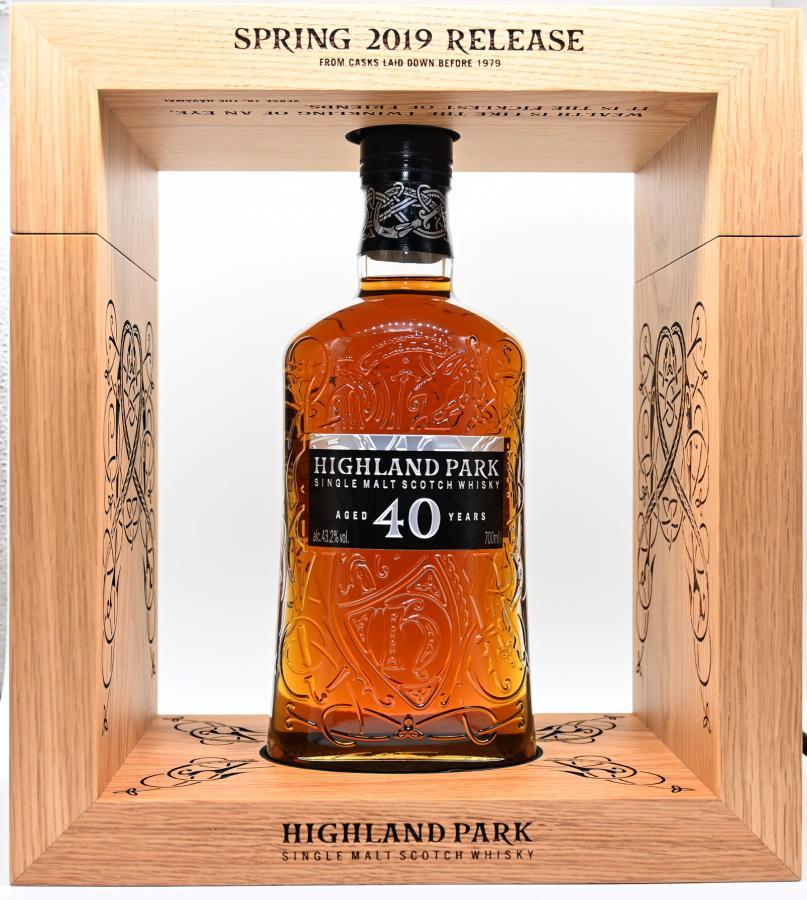 Highland Park 40-year-old