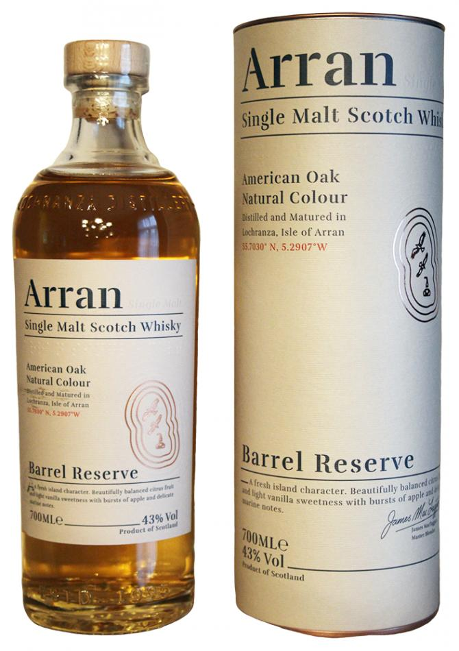 Arran Barrel Reserve