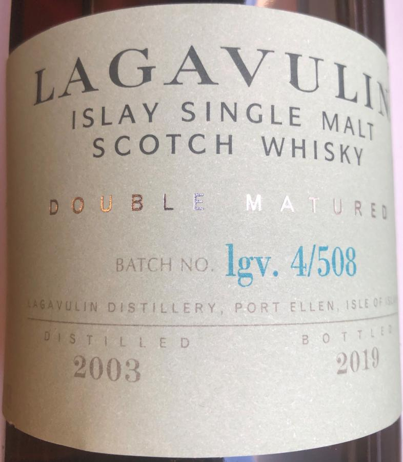 Lagavulin 2003