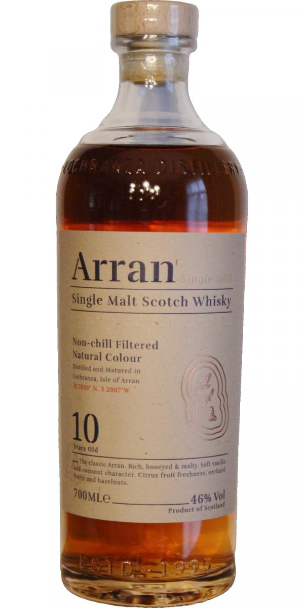 Arran 10-year-old
