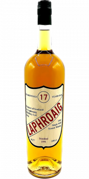 Laphroaig 1991 TS