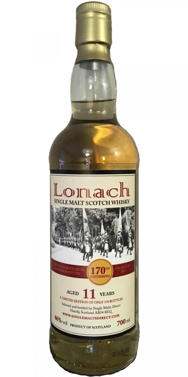 Lonach 11-year-old SMD