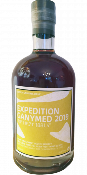 """Scotch Universe Expedition Ganymed 2019 - 70° HP.7.1' 1881.4"""""""