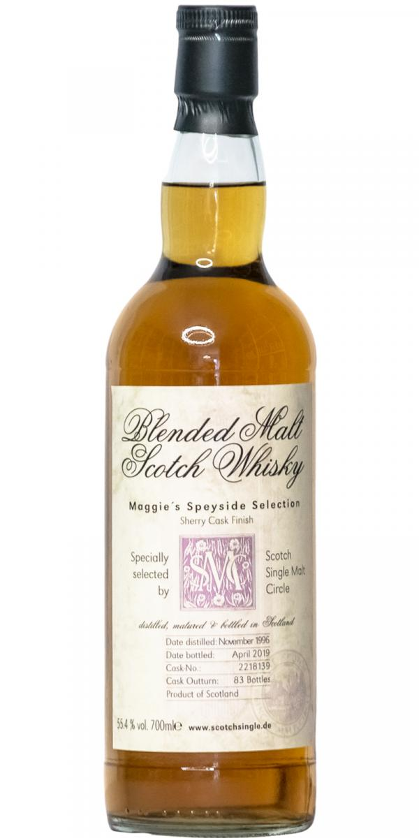 Blended Malt Scotch Whisky 1996 MC