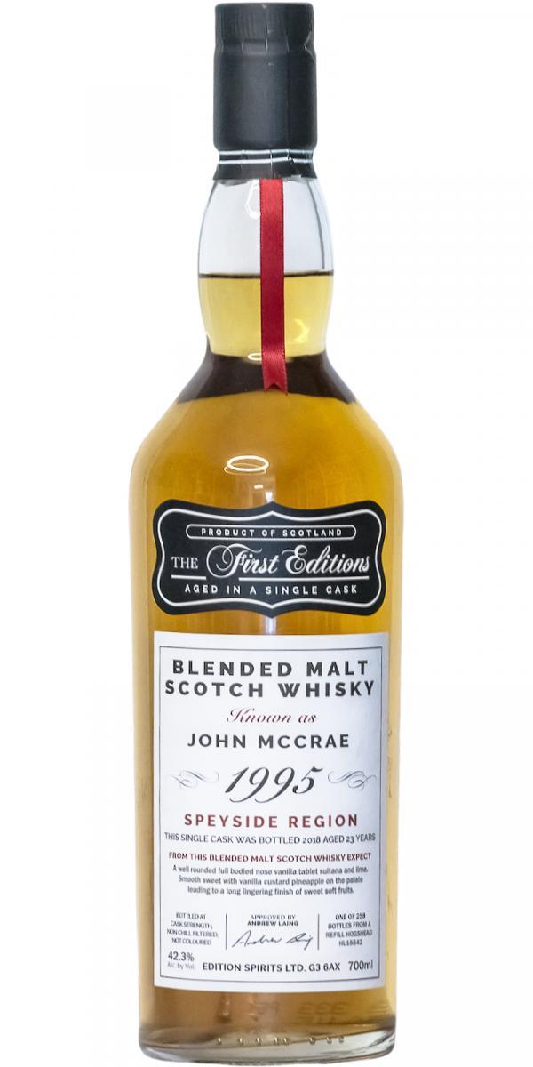 John McCrae 1995 ED