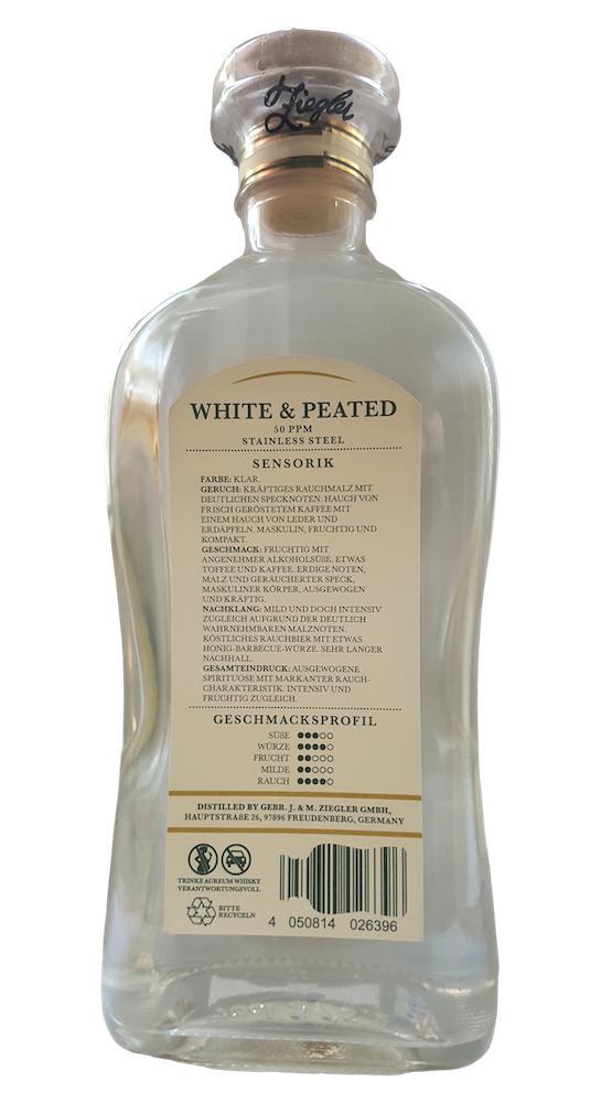 Aureum 1865 White & Peated