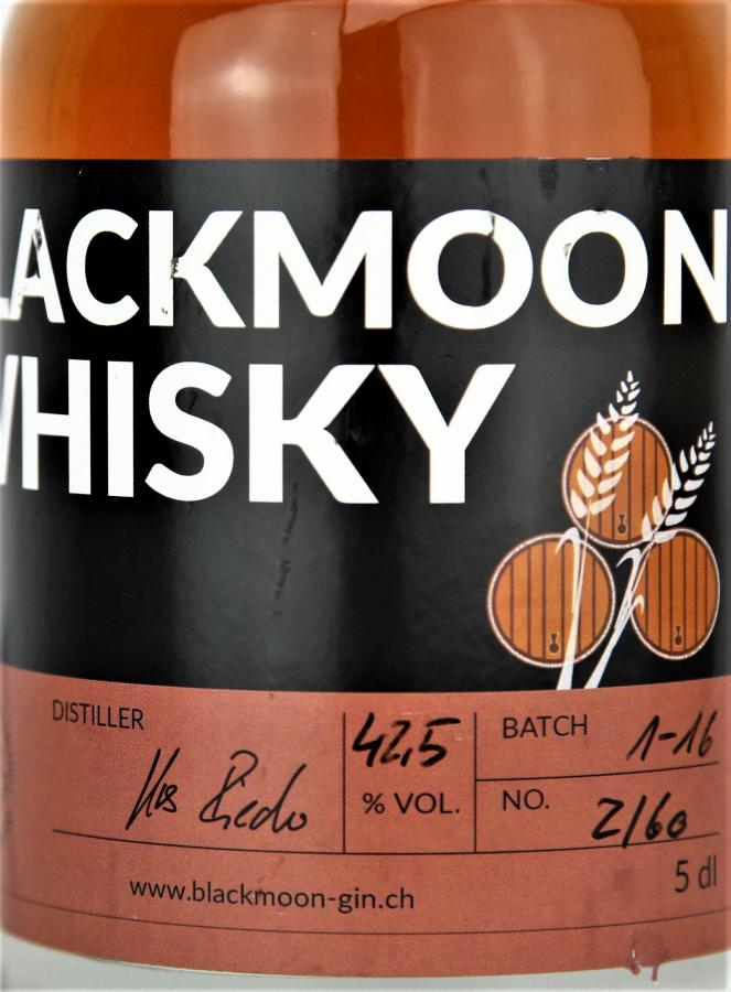 Blackmoon Whisky