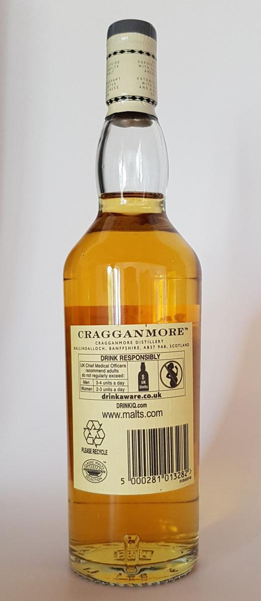 Cragganmore 12-year-old