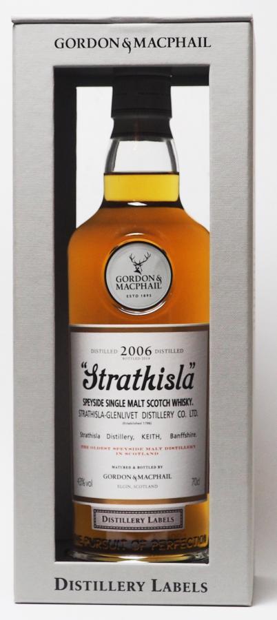 Strathisla 2006 GM