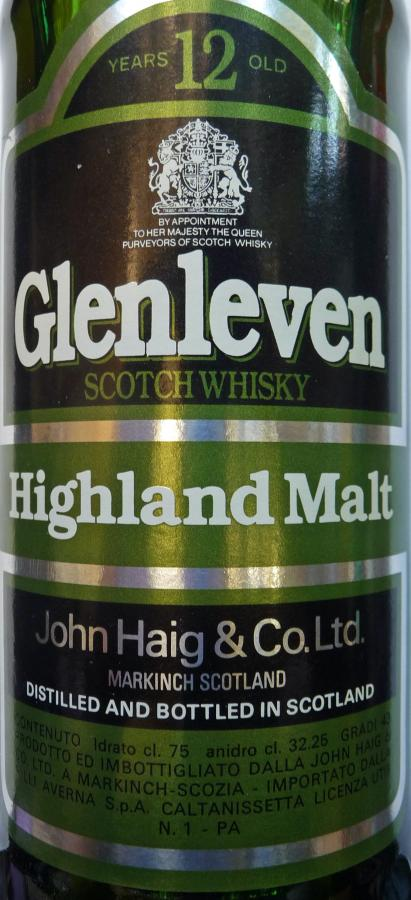 Glenleven 12-year-old