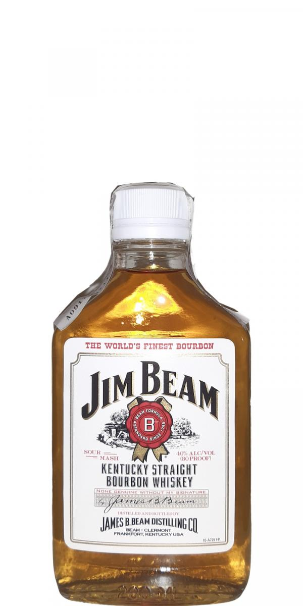 Jim Beam The World's Finest Bourbon