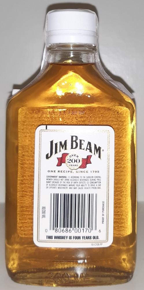 Jim Beam The World's Finest Bourbon