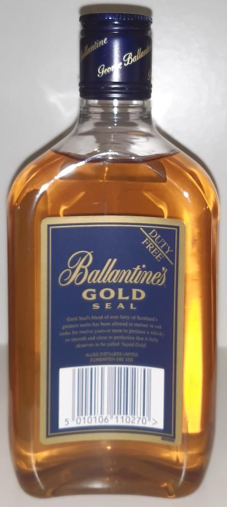 Ballantine's Gold Seal
