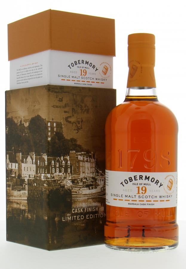 Tobermory 19-year-old