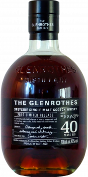 Glenrothes 40-year-old