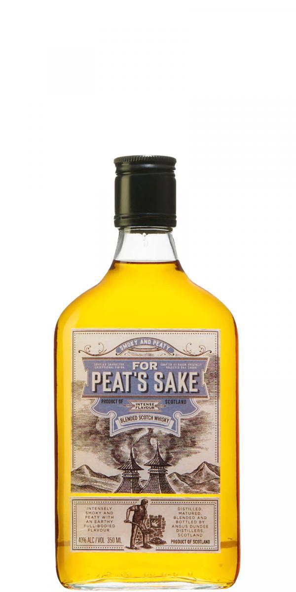 Blended Scotch Whisky For Peat's Sake