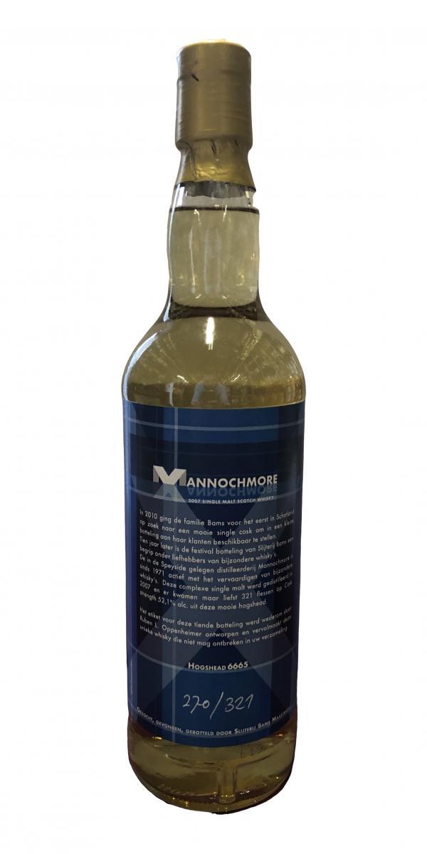 Mannochmore 2007 SIB